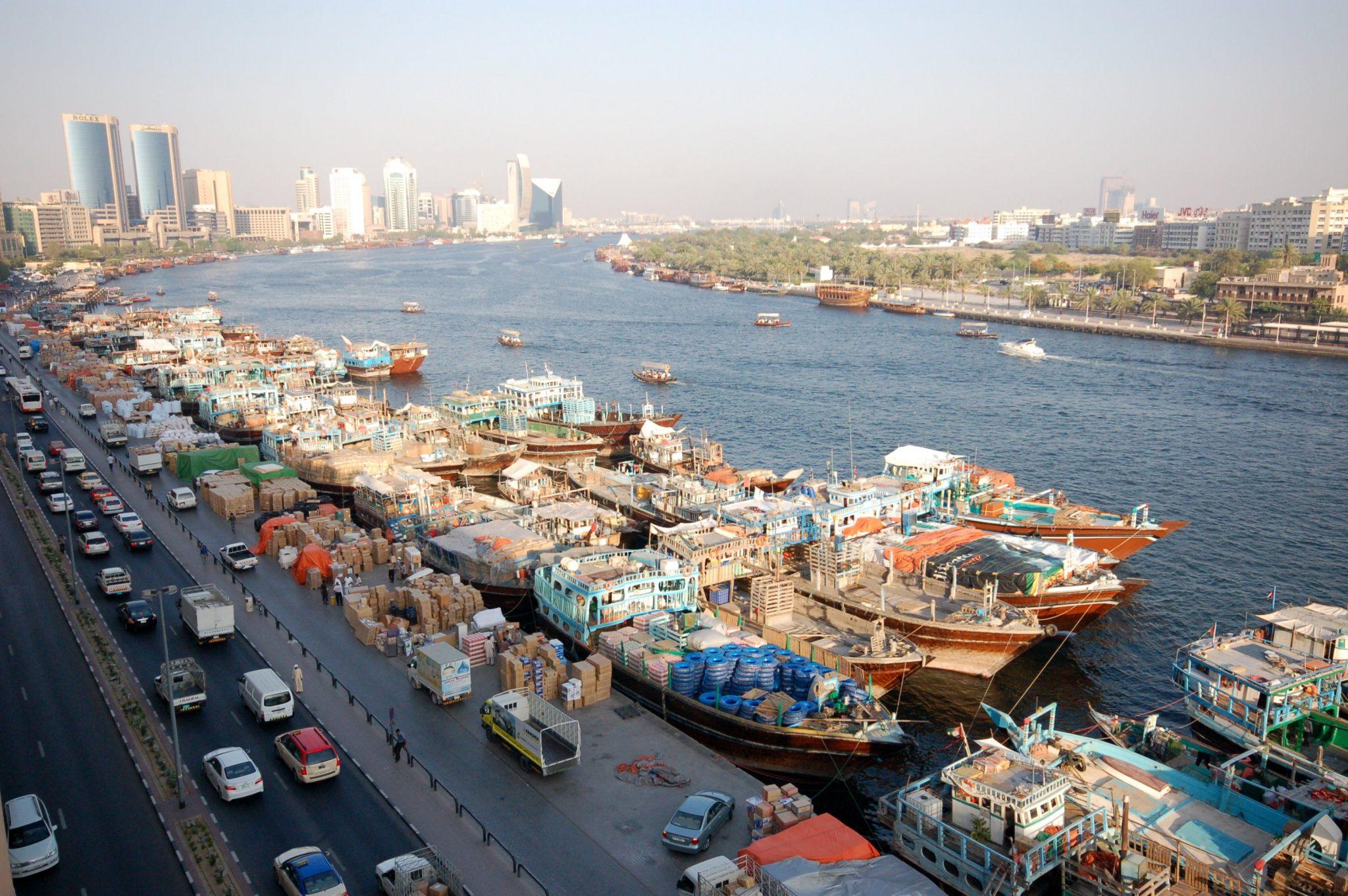 اتاق صنعت و بازرگانی دوبی