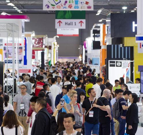 نمایشگاه بین المللی موبایل الکترونیک هنگ کنگ