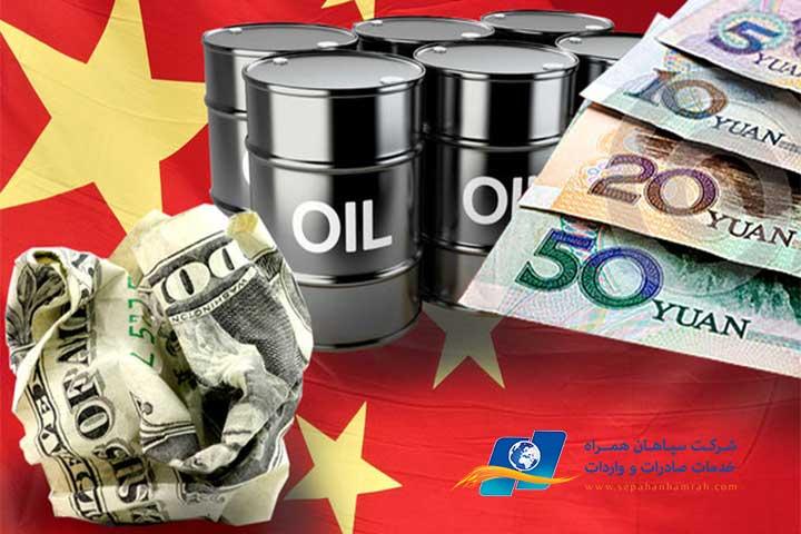 مبادلات مالی میان ایران و چین