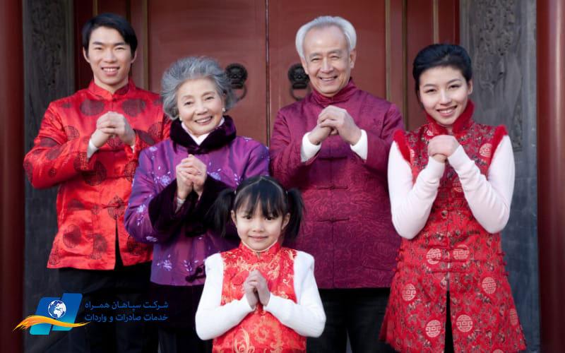 خصوصیات فرهنگی مردم چین