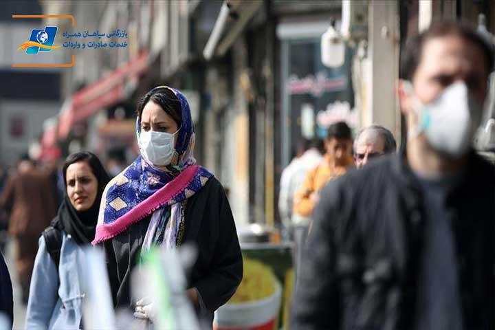 تاثیر کرونا بر عرضه و تقاضای بازار ایران