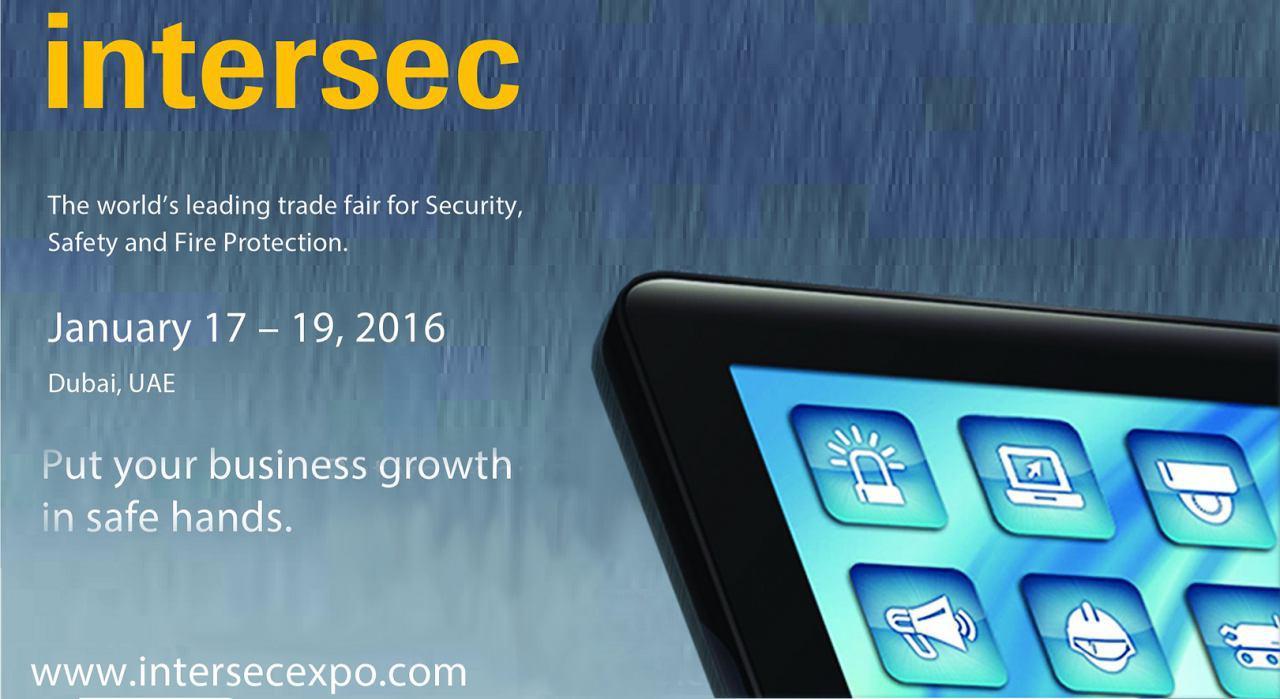 نمایشگاه INTERSEC 2016
