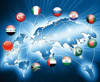 نقشه راه تجارت ایران