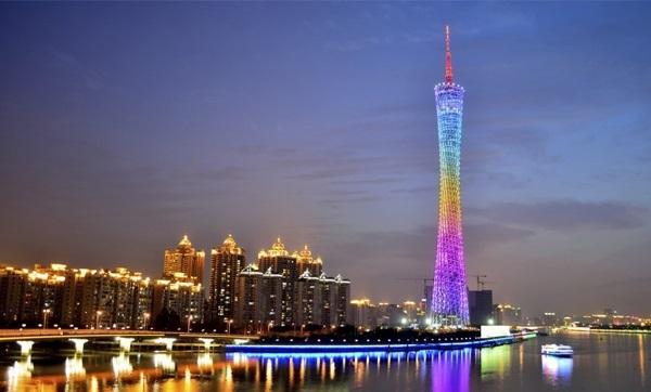 گوانجوی چین