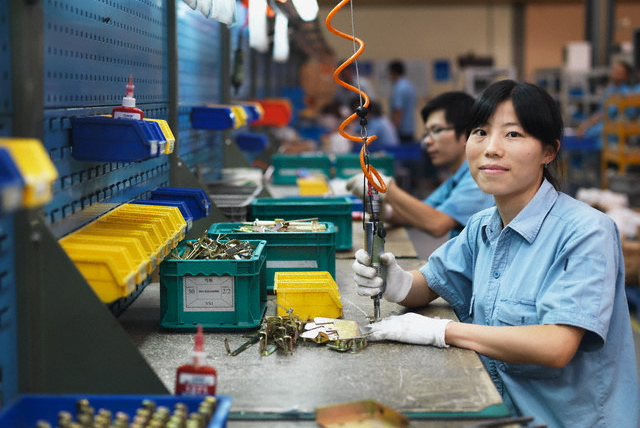 فقرزدایی در چین