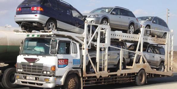 واردکنندگان خودرو