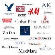 واردات پوشاک برند