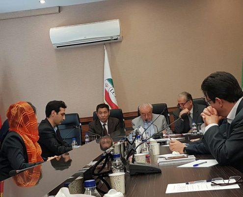 اتاق بازرگانی ایران و چین