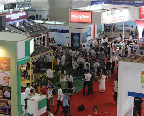 نمایشگاه باطری چین