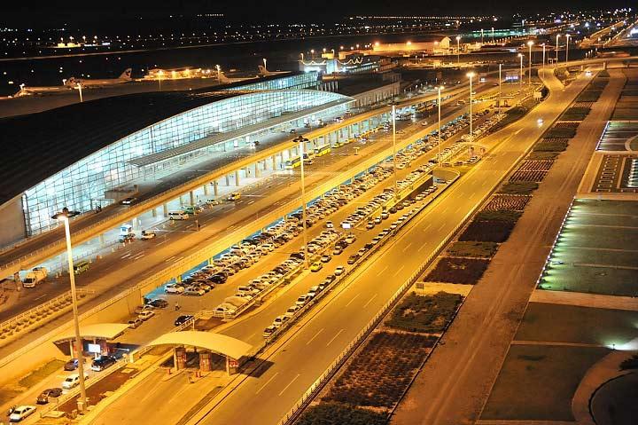 ظرفیت فرودگاه امام خمینی