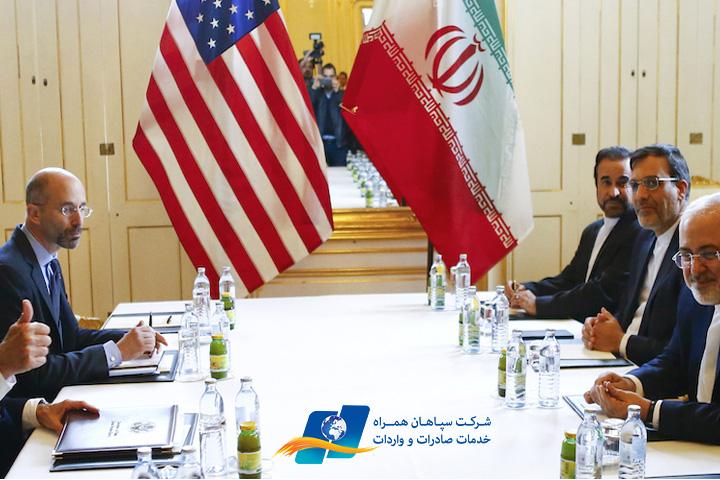 مذاکره ترامپ با ایران