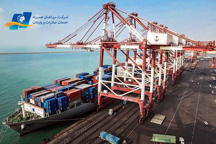 حجم واردات ایران