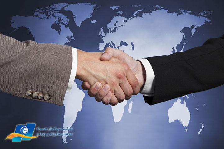 تنظیم قراردادهای تجاری