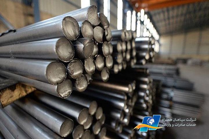 کاهش تولید محصولات فولادی