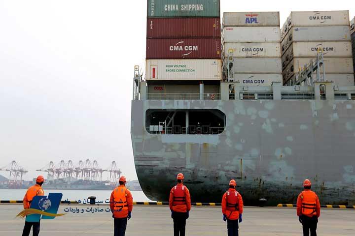 کاهش آسیب های کرونا بر تجارت خارجی