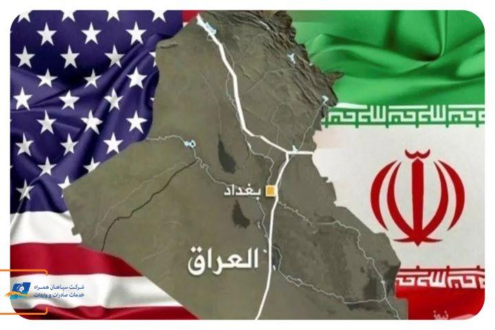 صادرات ایران به عراق