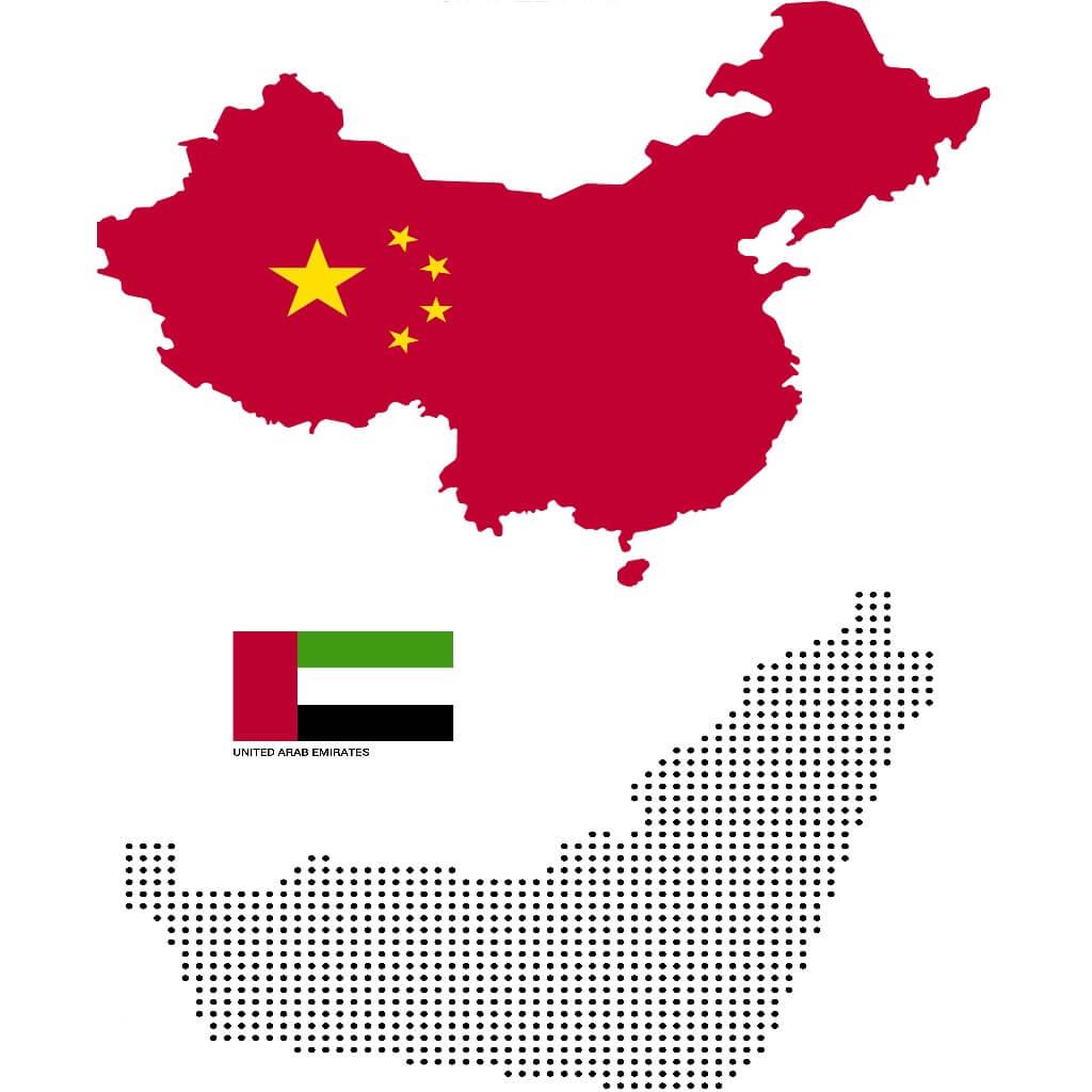 واردات از چین و دبی