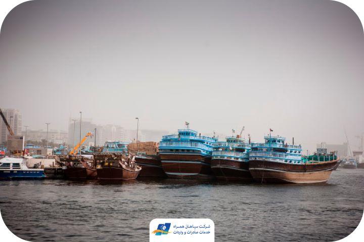 صادرات به دبی