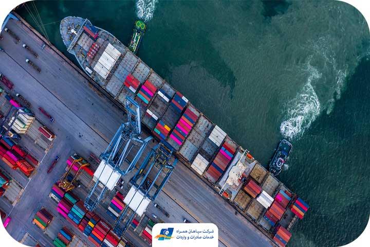 حمل و نقل دریایی از چین