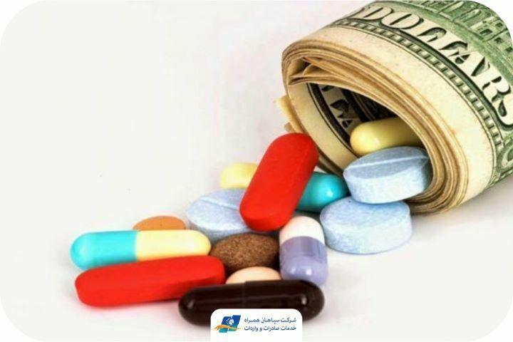 واردات دارو با ارز نیمایی