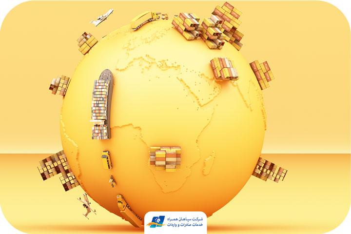 روش های حمل و نقل بین المللی
