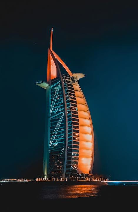 مراحل واردات از دبی