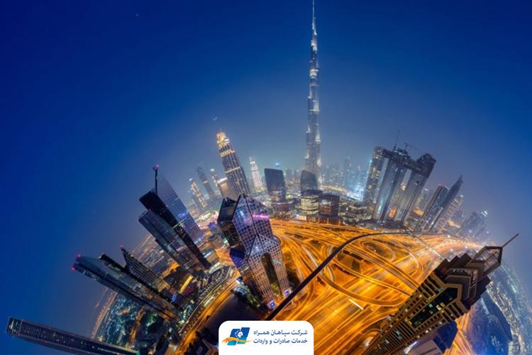 انواع شرکت در دبی