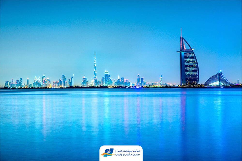 اداب و معاشرت در تجارت با دبی