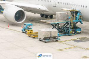 حمل هوایی به دبی